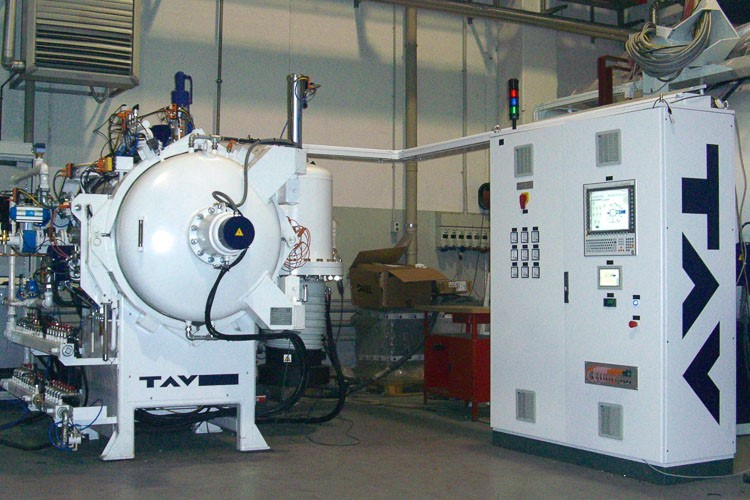 TAV VACUUM FURNACES TAV TPHF 25/20/40 HP (10 bar) | Fours sous vide usagés