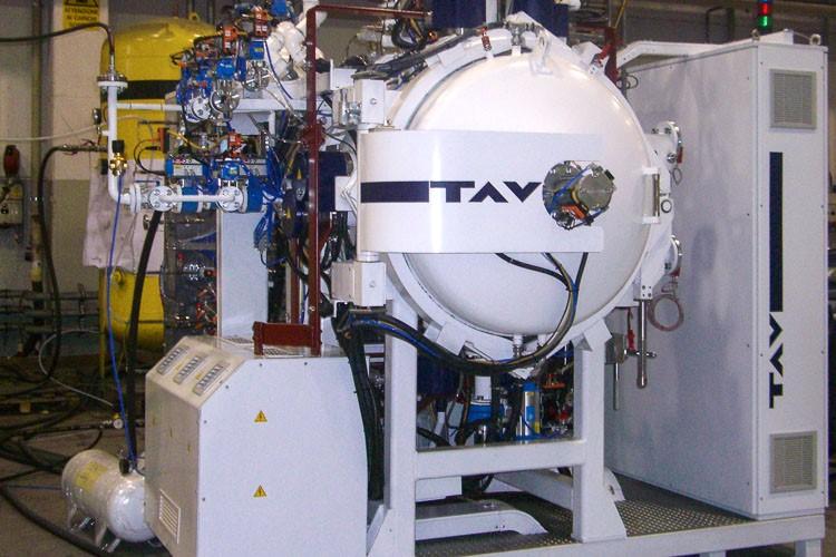 TAV VACUUM FURNACES TAV TPS 20/35/20 (10 bar) | Used vacuum furnaces