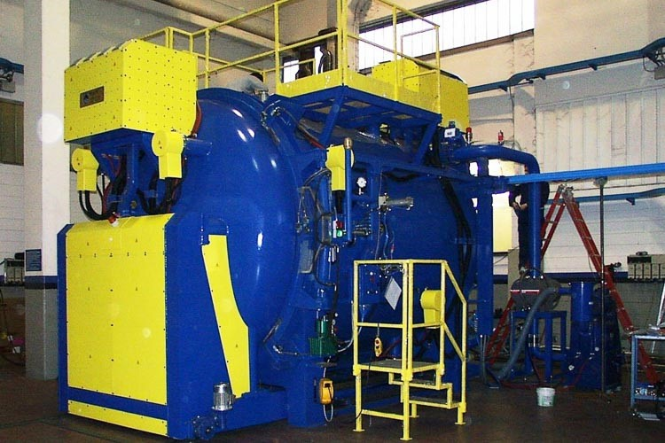TAV TAV TPH/C-1500 AL | Used vacuum furnaces