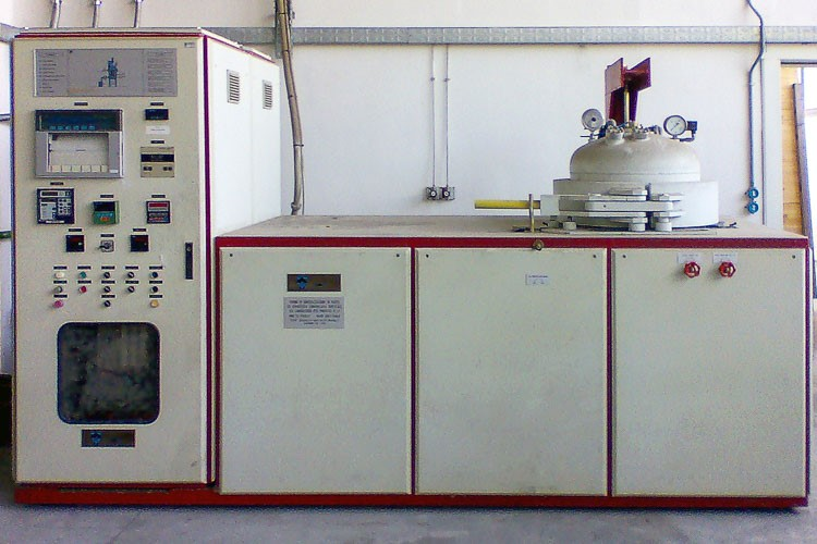 TAV TAV TS 15 HIP | Used vacuum furnaces