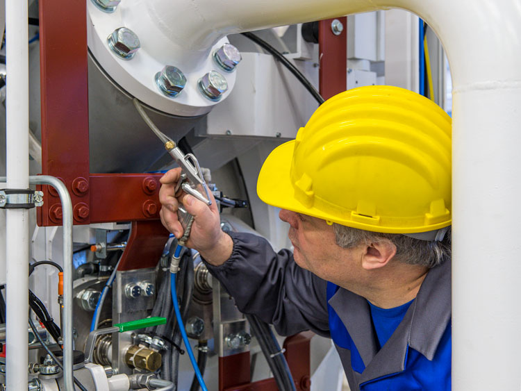 Industrial Machinery and Equipment | Preventive maintenance