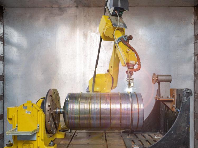 Vacuum Welding Chambers | Automated welding